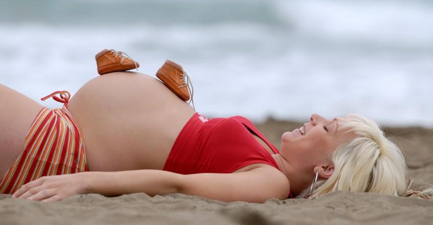 Schwangerschaft und Zahngesundheit; Quelle iStockfoto